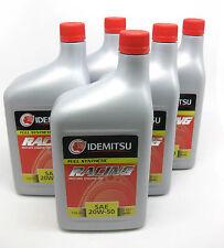 Idemitsu 20W-50 Oil for Mazda Rotary Engines - 5 Quarts -- RX7, RX8, 12A, 13B,