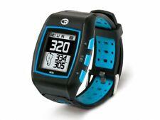 Golf Buddy WT5 Watch Range Finder Golf Rangefinder Black/Blue NO CHARGER