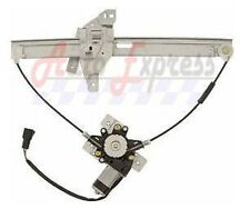 2000-05 CHEVY IMPALA RIGHT FRONT WINDOW REGULATOR WITH MOTOR FITS PASSANGER SIDE