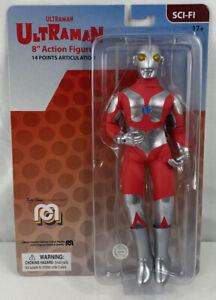 """MEGO """"ULTRAMAN"""" 8"""" FIGURE AND BOX MINT CONDITION RARE (K1)"""