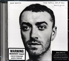 Sam Smith The Thrill Of It All Special Edition CD NEW