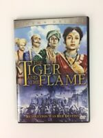 The Tiger and the Flame DVD 2005 Cinema Deluxe