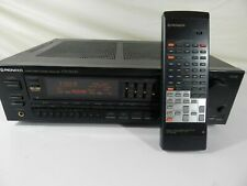 New ListingPioneer Vsx-3600 Audio/Video Stereo Receiver Bundled with Remote and Manual