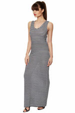 Bodycon Dresses Long Stripes