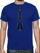 Printed Cross Tuxedo Tie Suit Christian Religious T-Shirt Gift Idea