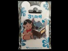 Disney Pin DLP/ DLRP - Lilo & Stitch Reading Tales Book Open Edition
