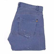 Zara nuova divisione Giovani Uomini Jeans dipinti di dimensioni 42EU/32USA