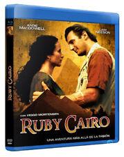 Ruby Cairo NEW Cult Blu-Ray Disc Graeme Clifford Andie MacDowell Liam Neeson