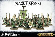 The Clans Pestilens Skaven Warhammer Fantasy Chaos Games