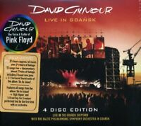 David Gilmour - Live In Gdansk (2CD and 2DVD)