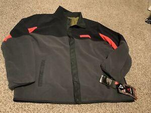 Under Armour Polartec Reversible Snap Button Fleece Jacket Men's Size: XL NWT