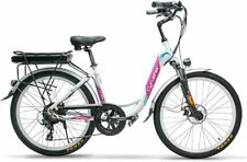 Cyrusher Electric Bikes XF200 48V 500W 14AH Electric Bicycle for Women Lady
