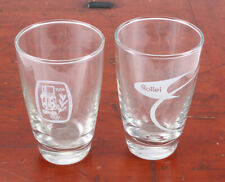ROLLEI PROMO DRINKING GLASSES, 25TH ANNIVERSARY 1929-54, SET OF TWO/212500