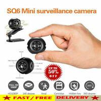 SQ6 Nachtsicht Mini DV Kamera Wifi 1080P Video Recorder versteckte Cam spycam
