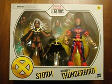 Marvel Legends Storm and Marvel's Thunderbird Two Pack Target Exclusive