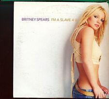 Britney Spears / I'm A Slave 4 U - Card Sleeve