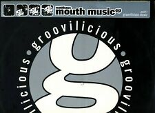 MATTHAUS Mouth Music EP Groovilicious US 12-inch NM *