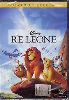 Dvd Disney **IL RE LEONE 1** nuovo 1994