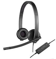 Logitech H570e USB Auriculares Estéreo