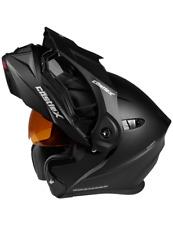 Castle X CX950 Snowmobile Helmet Matte Black
