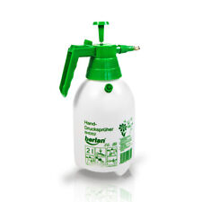 2 Liter Handsprüher Pumpsprüher Drucksprüher Pflanzensprüher Unkraut Sprühgerät