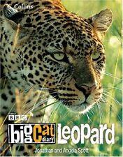 Big Cat Diary: Leopard By Jonathan Scott, Angie Scott