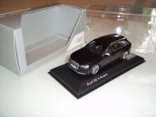 Original Audi collection - Audi RS 4 Avant 8K - Pantherschwarz - 1:43 - O V P