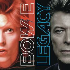 David Bowie LEGACY Very Best Of 20 Essential Songs 180g LIMITED New Vinyl 2 LP