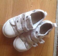 CALVIN KLEIN canvas shoes size 12