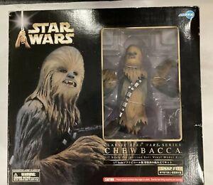 Star Wars Chewbacca 1:7 Vinyl Model Statue New Sealed Kotobukiya