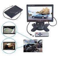 nouvel ecran de moniteur arriere TFT LCD pour voiture DVD VCR camera de recul I7