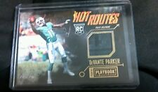 DeVante Parker Panini Playbook Jersey tag rookie hot routes 1 of 1