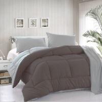 Duvet Insert Down Comforter Premium Plush Microfiber Fill All Season