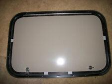Bottom compartment / basement door for motorhome