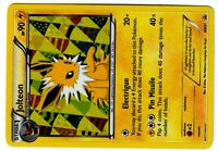 PROMO POKEMON BLACK & WHITE HOLO N° BW91 JOLTEON VOLTALI
