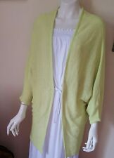 Atmosphere lime green cardigan