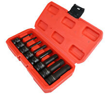 Neilsen 8pce Hex Key Impact Bit Socket Set - 1/2 inch CT3532