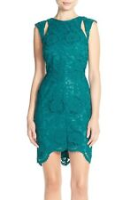 NWT Adelyn Rae Cutout Shoulder Lace Dress - Size S
