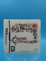 jeu video nintendo 3 DS complet PAL EUR chrono trigger version FR