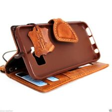 genuine vintage leather Case for Samsung Galaxy s6 edge book wallet cover d 6s