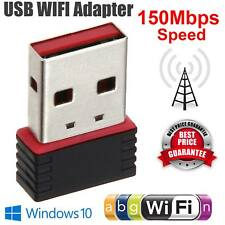 150 Mbps Wifi Mini USB 2.0 Adapter Wireless Dongle Adaptor 802.11 B LAN Network