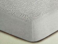 coprimaterasso in spugna puro cotone , angoli elasticizzati made italy 4 misure