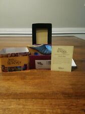 Just the Right Shoe - Denim Blues 1999 - Coa and Original box and Paperwork