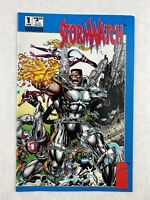 Storm Watch Sourcebook Issue 1 January Image Comics