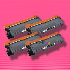 4 TONER for BROTHER TN-660 TN660 DCP-L2520DW MFC-L2740DW MFC-L2680W HL-L2300D