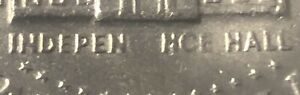 1776-1976 D Bicentennial Kennedy Half Dollar Reverse ERROR - Grease Strike Thru