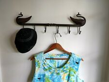Dress Sleeveless Kim Rogers Women's Size 14 Blue Floral Straight  Ruffles Scoop