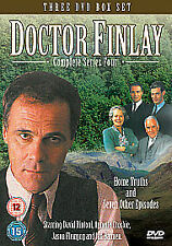 Doctor Finlay Complete 4th Series Dvd Brand New & Factory Sealed