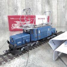 BEMO 1255 142 - H0m - RhB 412 -  Ge 6/6 75J. Glacier Express - OVP #U22198