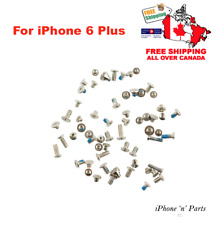 iPhone 6 Plus 5.5'' - Complete Screw Set - Gold or Silver